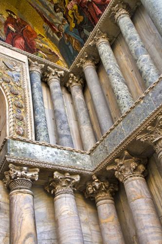 Marble Columns-San Marco
