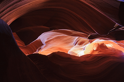 Into the Light – Antelope Canyon, Southwest Photo Workshop