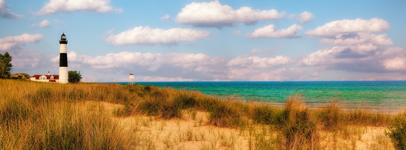 Big Sable Lighthouse - Ludington