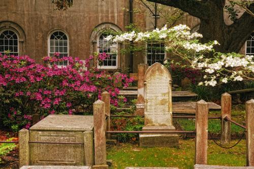 Resting Place-Charleston
