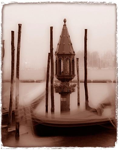 Gondolas - Piazza San Marco