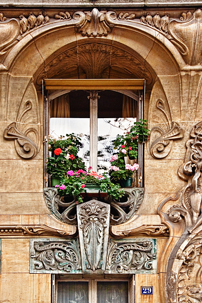 Art Nouveau - Paris, France