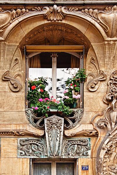 Art Nouveau - Paris, France