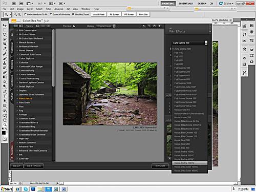 Color Efex Pro 3.0 Complete - Film Efex - Kodak Portra 400 VC