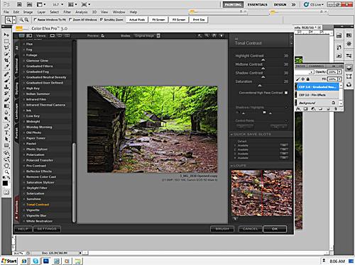 Color Efex Pro 3.0 Complete - Tonal Contrast