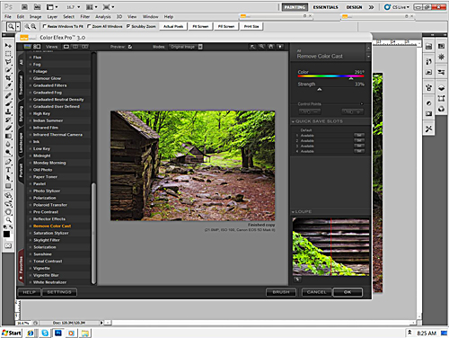 Color Efex Pro 3.0 Complete - Remove Color Cast