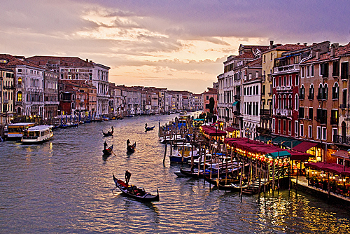 Vaporetto – The Water Buses of Venice