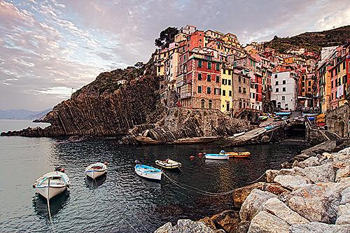 Riomaggiore-Cinque Terre