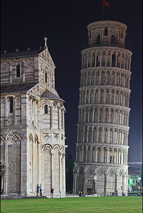 Leaning Tower – Pisa, Italy