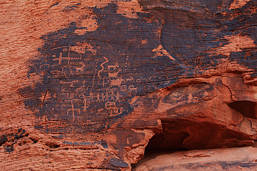 Petroglyphs – Slot Canyon Workshop