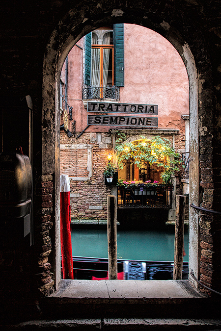 Call for Reservations - Venice Italy