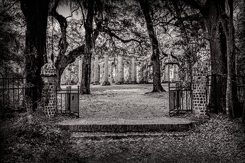 Sheldon Church, Charleston