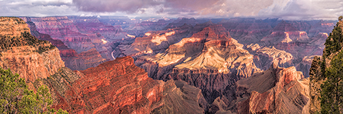 Tapestry of Light, South Rim of the Grand Canyon