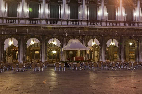 Byrons Caffe Florian - Before