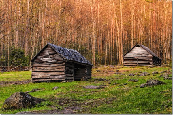 Last Light - Rustic cabins Smoky Mountains