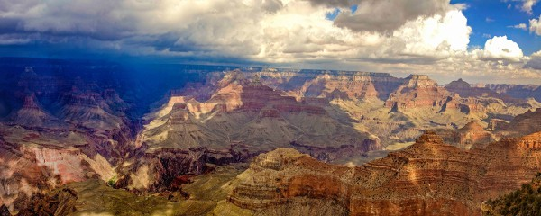 Morning Storm Grand Canyon 60x24