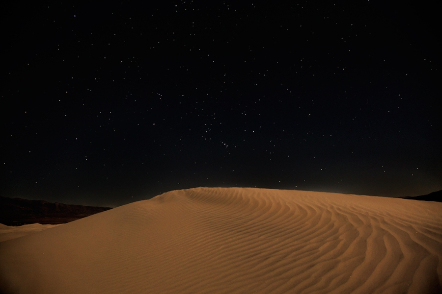 Sands of Time- Death Valley