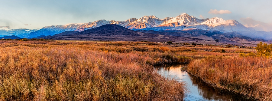 Owens Valley - Eastern Sierras