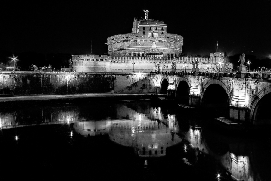 Castle of Angels - Rome